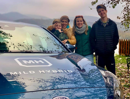 Ford Petrányi Mild Hybrid - autós családi kirándulási tippek