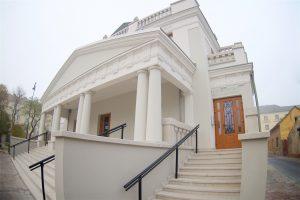 Leskowsky Hangszergyűjtemény - épület