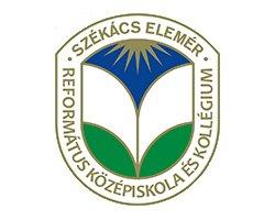 Székács Elemér Református Gimnázium - logo